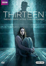 Thirteen (DVD, 2016, 2-Disc Set) Years Captive, Forever Scarred BBC NEW SEALED