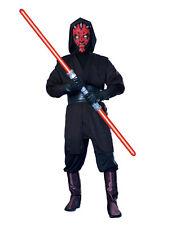"Star Wars Mens Darth Maul Costume Style 3,Std,CHEST 44"",WAIST 30-34"", INSEAM 33"""