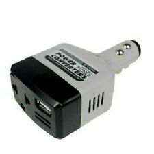 Car Converter Power Transformer Mobile Phone Charger Interface 12V/24V to 220V
