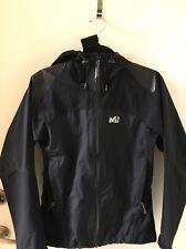 f6a80dd303 Millet Gore-Tex Paclite Shell Women s Full Zip Hooded Jacket Black Size S