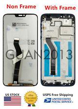 WOW For Motorola G7 Power XT1955-5 XT1955-6 LCD Touch Screen Digitizer Frame