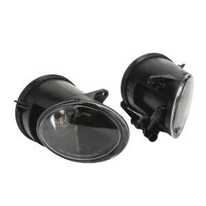 New Pair Fog Driving Light Lamp Left + Right Fit For AUDI TT Roadster 2006-2014