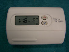 """White Rodgers 1F80-361 5-1-1 Programable heat and cool Thermostat """"White"""""""