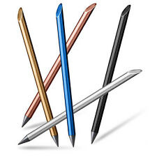 Inkless Pen Made of Aluminum 5 Colors Silver/Gold/Rose Gold/Black/Blue Creative