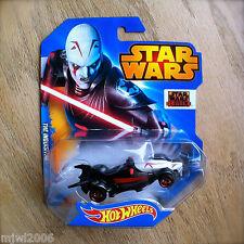 Disney STAR WARS Hot Wheels INQUISITOR #12 diecast Mattel REBELS Series INTL