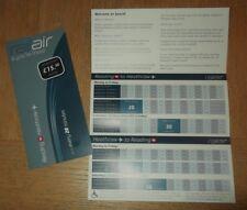First Beeline Reading-Heathrow Rail Air Coach timetable booklet April 2017
