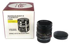 LEICA Leitz Wetzlar Macro-Elmarit-R 1:2,8 / 60mm, Art 11 205 * Fotofachhändler *