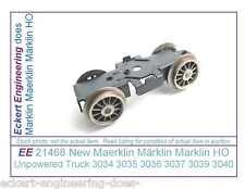 EE 21468 New Maerklin Märklin Marklin HO Unpowered Truck 3034 3035 3036 3037 +