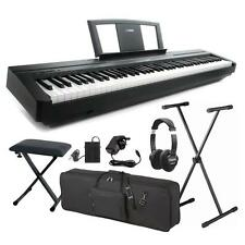 Yamaha P-45 Digital Piano with Accessories Bundle