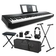 Piano Digital Yamaha P-45 con accesorios Bundle