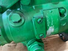 Used  GENIUNE JOHN DEERE Rosa master AR80372 Fuel Injection Pump 4040