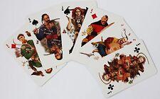 """Korchma Taras Bulba"" Ukraine 54 Souvenir Playing Cards Vladislav Erko costumes"