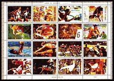 Umm al Qiwain 1972 vfu Mi.938/53 A Olympic Games