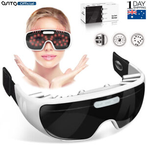 OSITO Electric Eye Massager Magnetic Vibration Relaxation Anti-aging Glasses