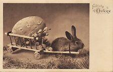 DRESDEN, Ansichtskarte 1940, Fröhliche Ostern