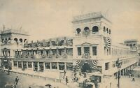 ATLANTIC CITY NJ – Young's New Million Dollar Pier showing Flags - 1908