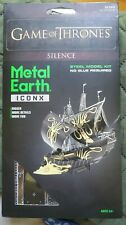 Game of Thrones Silence Metal Earth Fascination ICX126 3D Steel Model