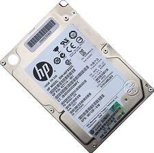 "HP Seagate 146 Go SAS 15000 tr/min 6Gb/s cache 64 Mo 2.5"" Disque Dur"
