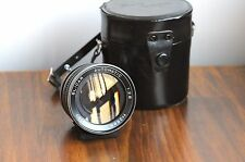 ELICAR (for Minolta MD/MC) Automatic 28mm f/2.8  Wide Angle lens , Made in Japan