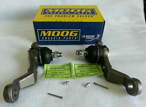 2PCS - MOOG LEXUS GS300 400 430 SC430 LOWER BALL JOINT L&R K500102 & K500101