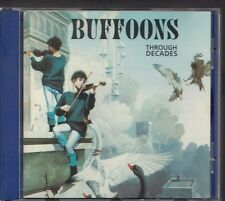 BUFFOONS Through Decades 1995 CD DUTCH CLOSE HARMONY POP VERY RARE