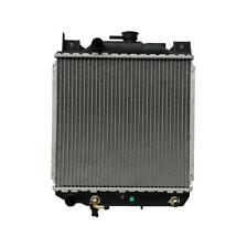 Premium Tested Radiator With Mounting Holes on Top of Tank for GEO Metro 89-94