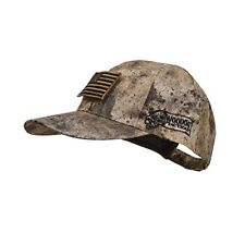 VooDoo Tactical Embroidered Logo Adjustable Cap With Removable Flag Patch