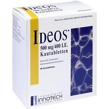 IDEOS 500 mg/400 I.E. Kautabletten 90 St PZN 10210856