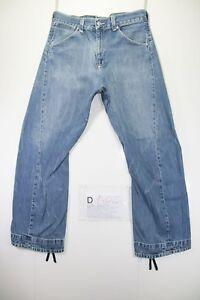 Levi's Engineered 1660 (Cod. D1402) Tg44 W30 L32 jeans usato Vita Alta Vintage