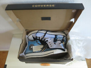 Converse Pink Floyd Wish You Were Her NEW OOP rare UK10 EU44 All Star trainers