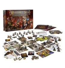 Warhammer Quest SHADOWS OVER HAMMERHAL NIS.  RARE.  OOP.