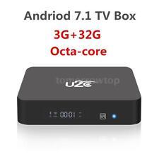 U2C Z SUPER 4K TV Box Android 7.1 3G 32G Amlogic S912 Octa Core 2.4&5G WiFi W0L6