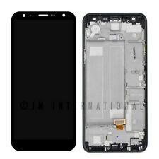 LG K40 2019 X420 LMX420EM LCD Display Digitizer Touch Screen + Frame Assembly