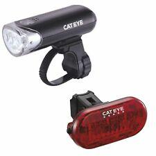CatEye EL135 OMNI 5 Set Lights Reflectors Cycling Safety FRONT & REAR LED