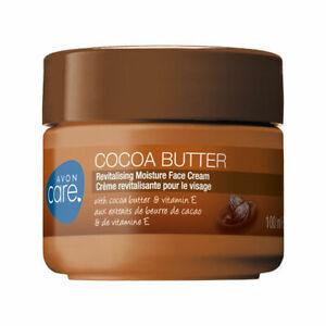 Avon Care Face Cream - Cocoa Butter -   100ml - New
