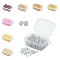 1 Box 5mm Hama Beads PE DIY Fuse Tube Beads Refills Perler Beads for Kids Crafts