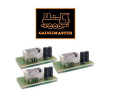 Gaugemaster BPDCC80 DCC Autofrog (Pack of 3) for Model Railways