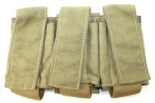 Eagle Industries MLCS MJK Khaki Triple 40mm Flashbang Grenade Pouch SFLCS RRV