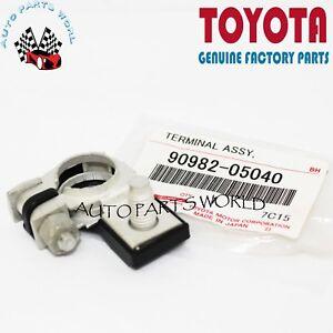 GENUINE OEM TOYOTA LEXUS GS300 GS430 SC430 POSITIVE BATTERY TERMINAL 90982-05040