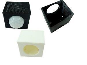 PIR Gehäuse inkl. PIR Sensor Bewegungssensor HC-SR501 PLA 32x31x32mm neu