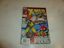 X-MEN ADVENTURES Comic - Vol 2 - No 8 - Date 09/1994 - Marvel Comics
