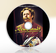 Rembrandt (1936) DVD Classic Drama Movie / Film Charles Laughton Elsa Lanchester
