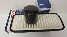 Toyota Aygo 1.0 998cc Genuine bosch Oil Air Filter Service Kit 2005-2013