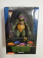 "Neca Gamestop Exclusive Teenage Mutant  Ninja Turtles 1990 Donatello 7"" SEALED!!"