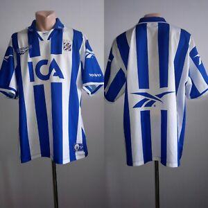 Football shirt soccer IFK Goteborg Gothenburg Home 1997/1998 Reebok jersey 2XL
