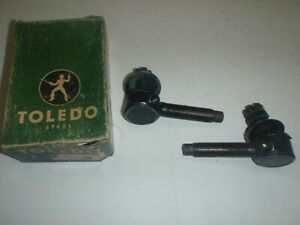 MADE USA 2 Steering Tie Rod Ends 1937-1940 Buick 37 38 39 40 series 80 & 90