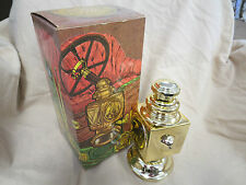 Avon Auto Lantern After Shave & Talc Deep Woods Vintage Never Used In Box 1970s?
