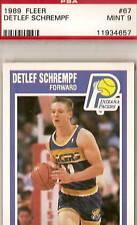 Fleer Indiana Pacers Original Basketball Trading Cards
