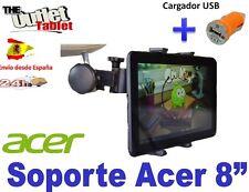 """SOPORTE REPOSACABEZAS PARA TABLET Acer 8"""" pulgadas"""