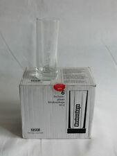 6 Wodka Moskovskaya Exclusivgläser Gläser Eichstrich 2 cl und 4 cl NEU OVP